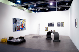 Art Basel Miami Beach Nicolas Lobo and Ouattara Watts Charest-Weinberg